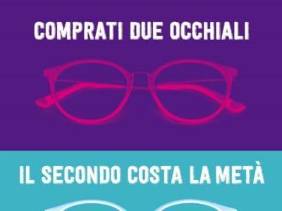 Offerta occhiali adulti